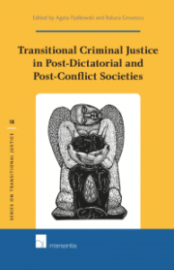 Transitional Criminal Justice Book by Grosescu